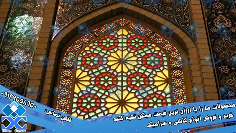 کاشی سنتی مساجد